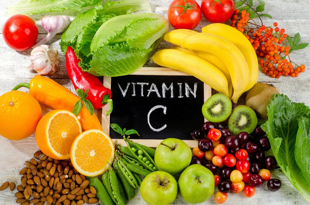 deficiente vitamina c