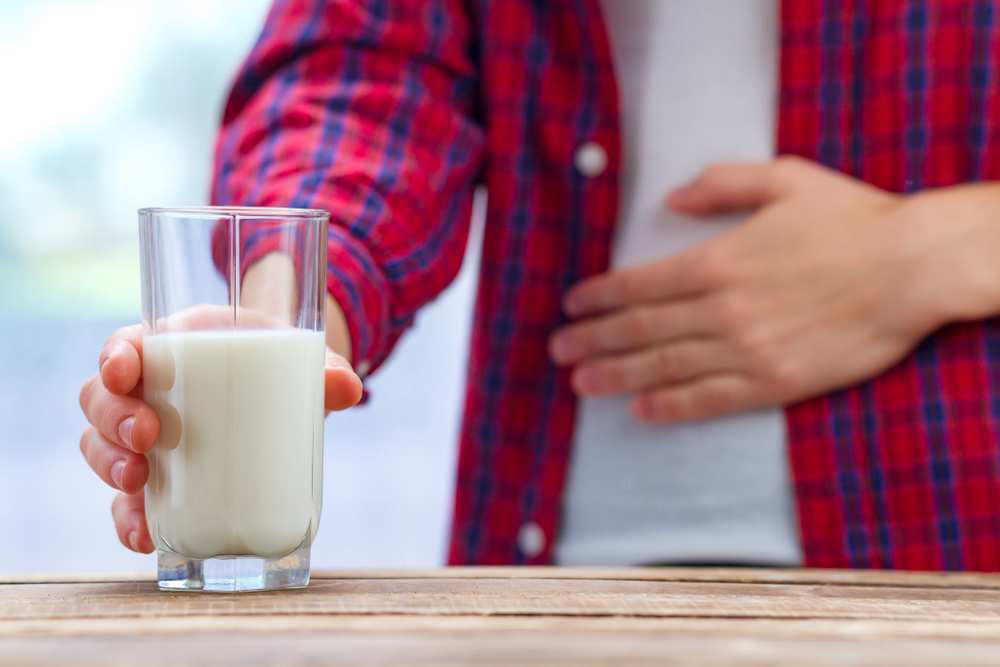 Simptome intoleranta la lactoza