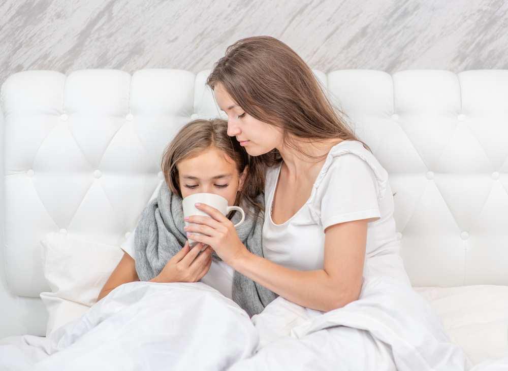 Cum scazi corect febra la copii