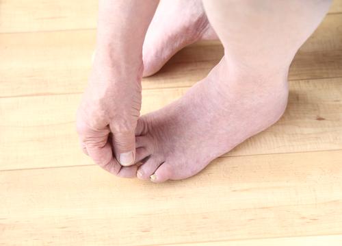 Autoexaminarea piciorului diabetic