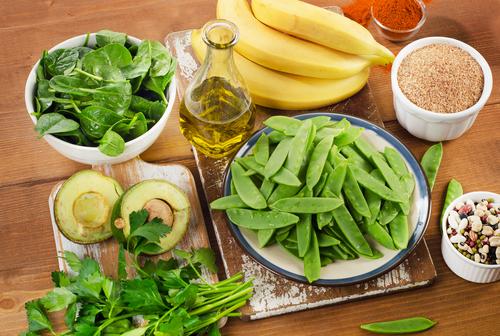 Alimente bogate in vitamina K