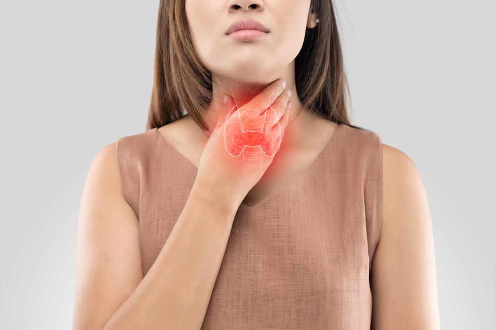 Simptome pentru dereglarea glandei tiroide
