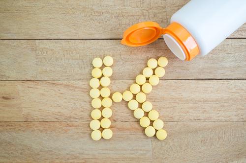 Suplimentare alimentare care contin vitamina K